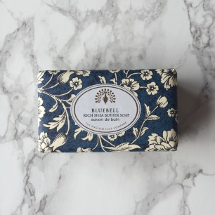 Bluebell Natural Soap
