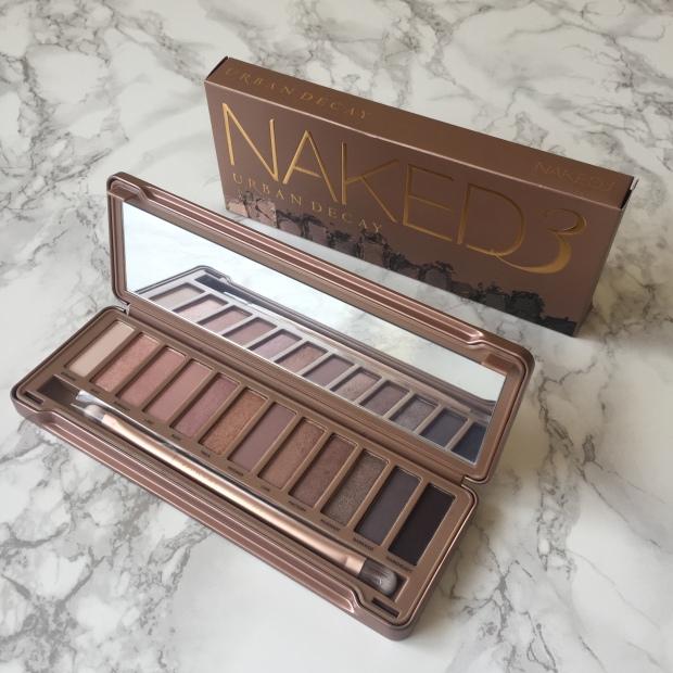 UD Naked 3 Eyeshadow Palette -2