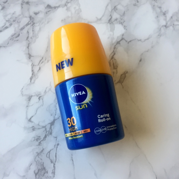 Nivea Roll on Sun Cream factor 30